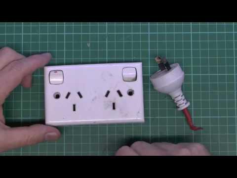 Failed Australian Socket and Plug