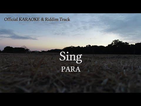 [公式] PARA - SING Riddim Track (カラオケ)
