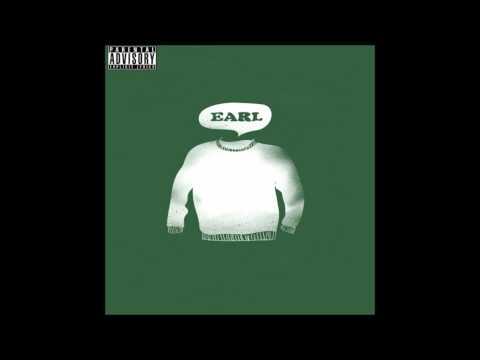 Earl Sweatshirt- Blade