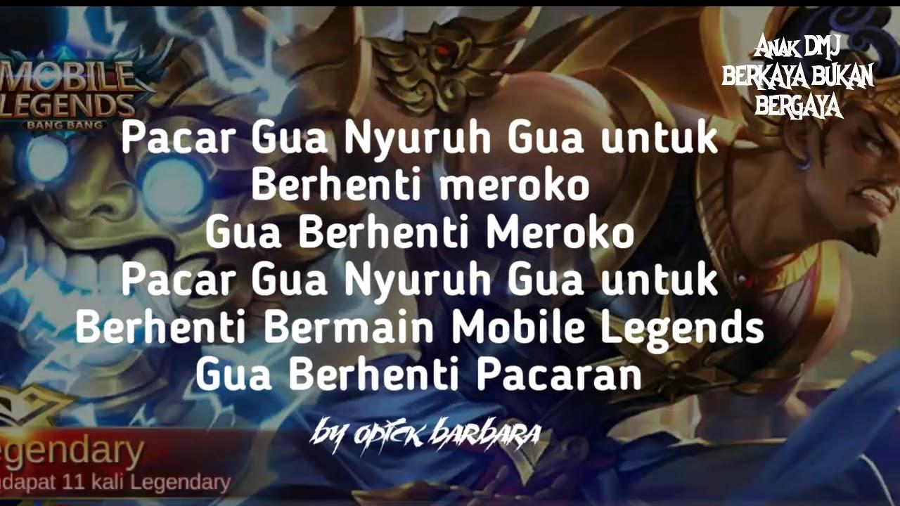 mobile legend quotes anak gamers nosirix