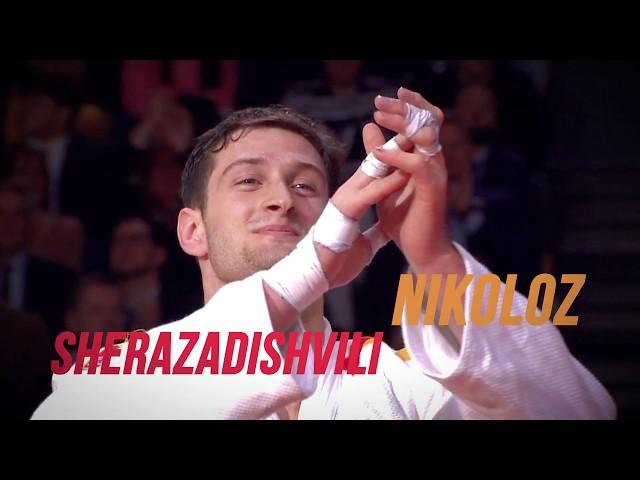 Best Judo Actions - Nikoloz Sherazadishvili