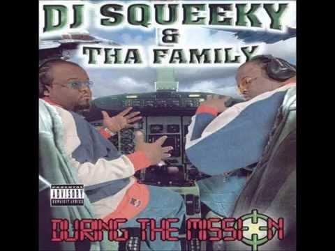DJ Squeeky & Tha Family - Strugglin' (ft. Khujo, Tom Skeemask, Thugsta & JT from Split Personality)