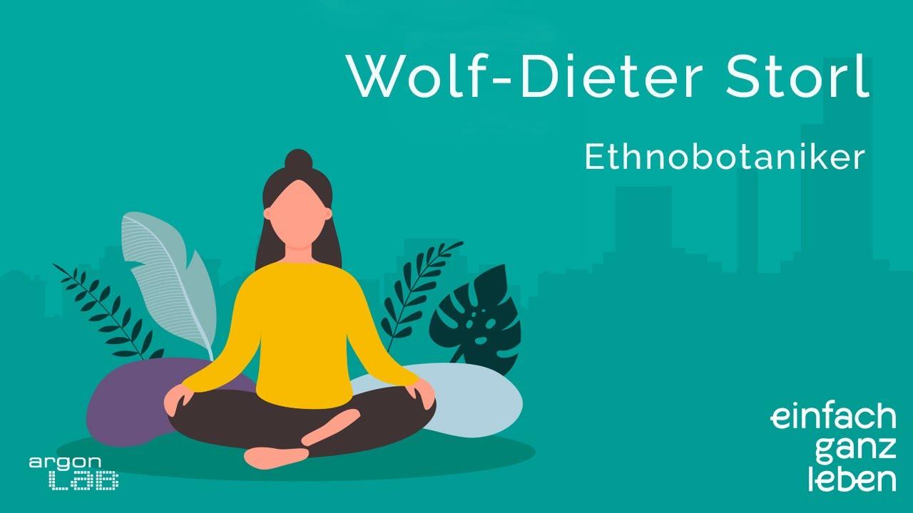 Download Die Kraft der Bäume spüren mit Wolf-Dieter Storl   einfach ganz leben