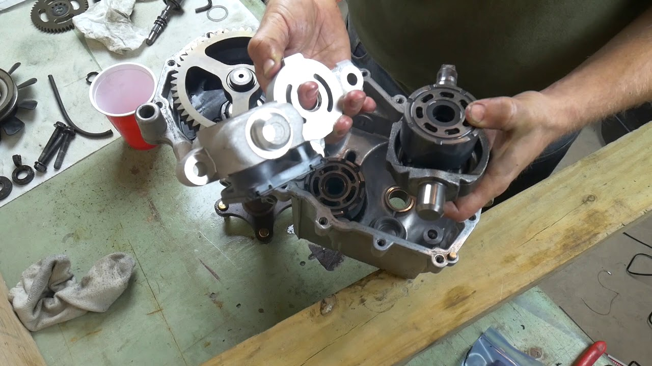 hight resolution of cub cadet zero turn weak transmission fix