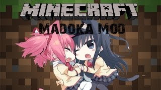 Minecraft Mod รีวิว - Madoka Mod