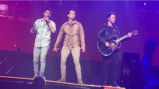 JONAS BROTHERS : HAPPINESS BEGINS TOUR MONTPELLIER FRANCE 2020