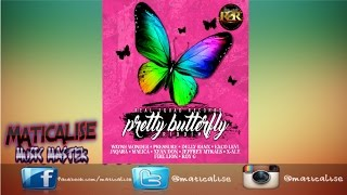 Pretty Butterfly Riddim Mix {Real Squad Records} [Reggae] @Maticalise