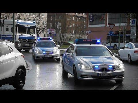 [10 × WERTTRANSPORT mit Begleitung] Mehrere Alarmfahrten Werttransporte der Bundesbank