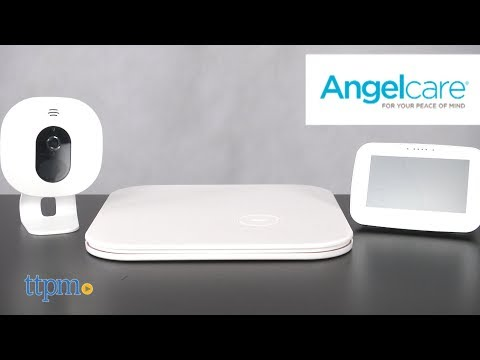 Angelcare AC417 Baby Monitor From Angelcare Monitors