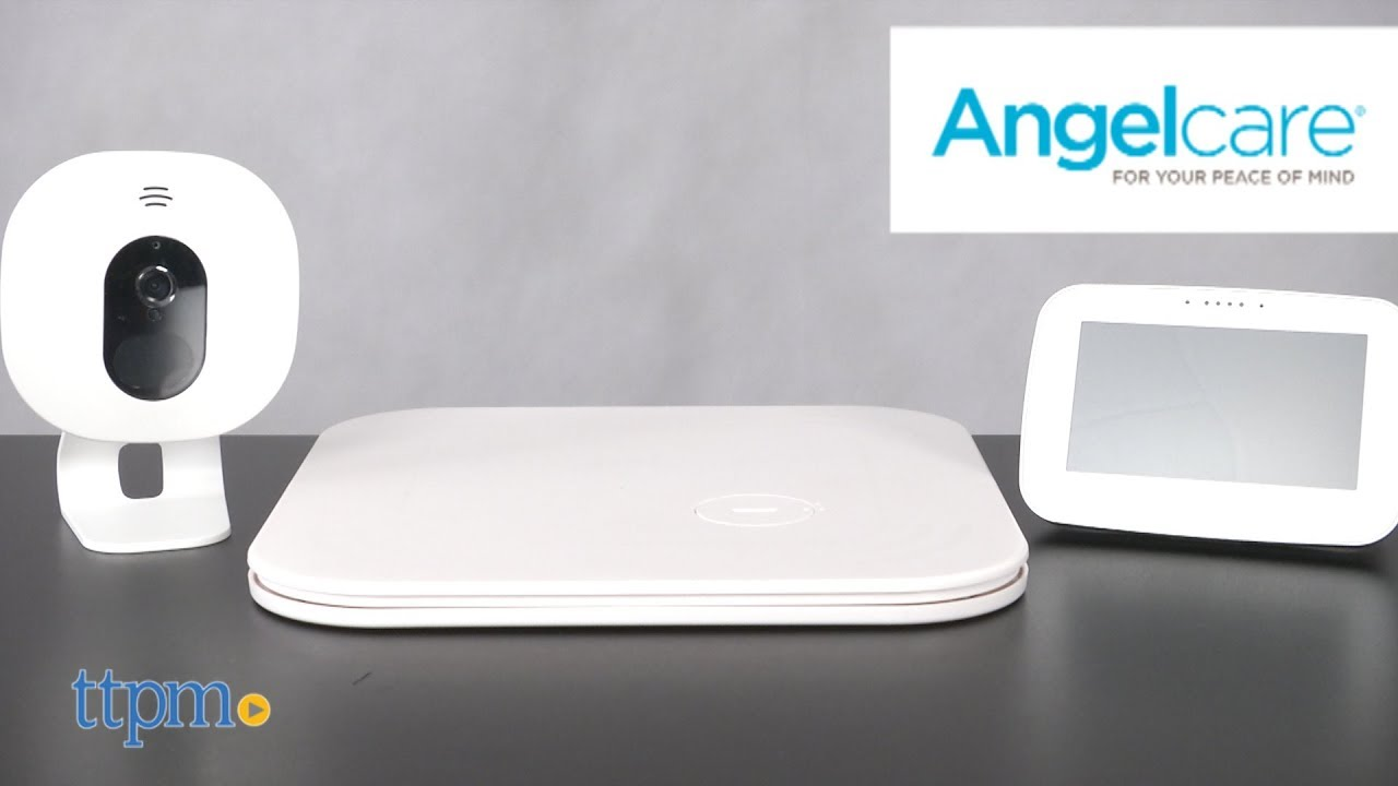 Angelcare Ac417 Baby Monitor From Angelcare Monitors Youtube