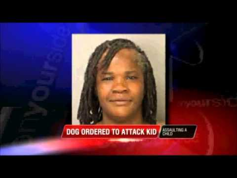 Memphis Woman Gets Arrested AFTER ORDERING A PITBULL TO ATTACK A BOY!!!!