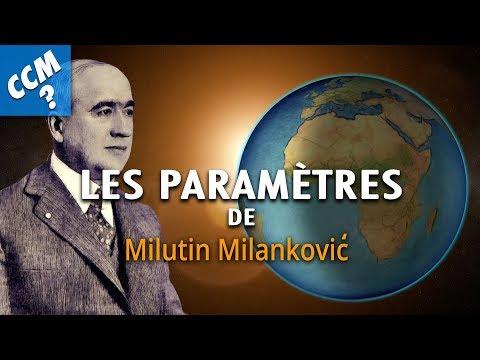 Les paramètres de Milankovic, c'est quoi ? - L'Esprit Sorcier