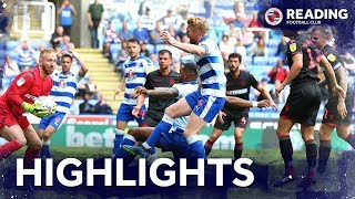 2-minute review | Reading 0-1 Bolton Wanderers| Sky Bet Championship | 18th August 2018