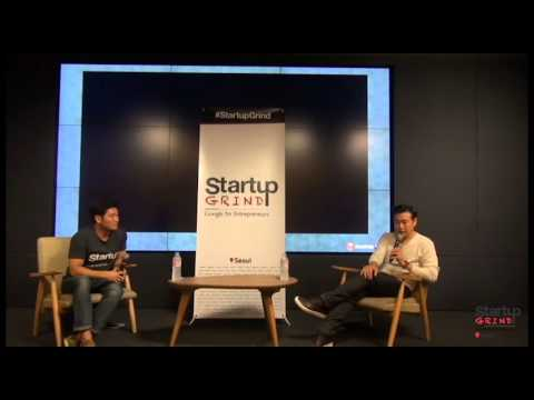 Startup Grind Seoul hosts Eric Kim