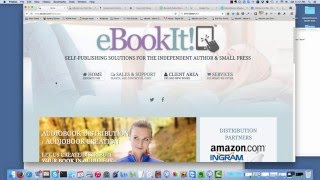 How to Find Links To Your eBook on Retailer Sites