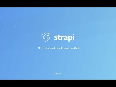 📝 Building a Static Blog using Gatsby and Strapi - Hashnode