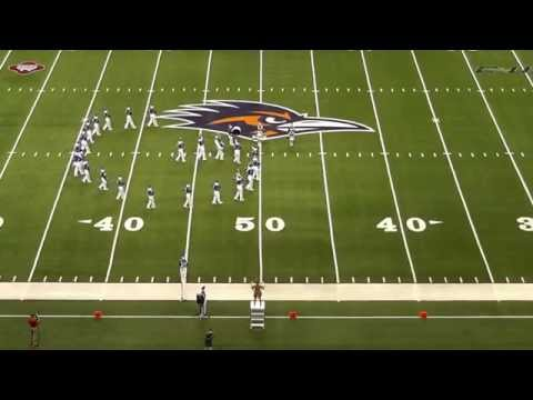 White Deer High School Band 2015 - Texas UIL 1A State Marching Contest