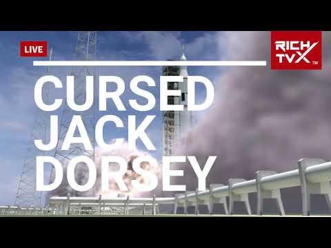 Cursed Jack Dorsey  – Twitter (TWTR) Still Down After Rich TVX Ban