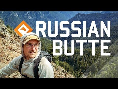 Backpacking Washington - Russian Butte