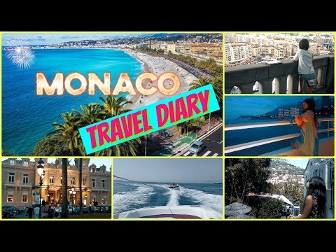 Monaco and French Riviera Travel Diary