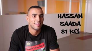 Moroccan National Boxing Team - The Interviews - Hassan Saada