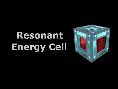 Resonant Energy Cell (Tekkit/Feed The Beast) - Minecraft In Minutes