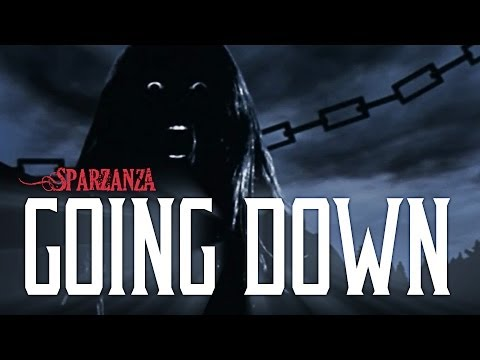 SPARZANZA - Going Down (Banisher of the Light, 2006)
