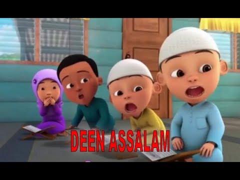 Lirik Lagu Sabyan - Deen Assalam - Versi Upin Ipin