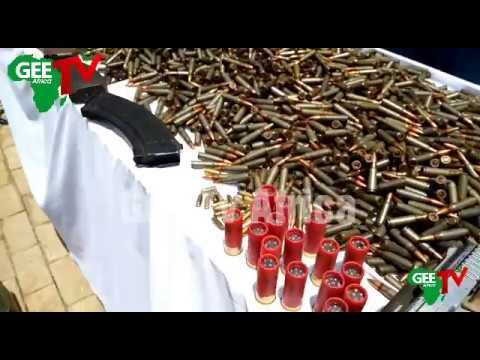 Download 6,000 Bandit's Bullets recovered by Police