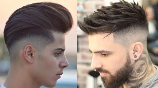 Top 10 Stylish Hairstyles For Men 2019 | Trendy Haircuts For Guys