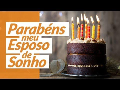 Feliz Aniversário Parabéns meu querido