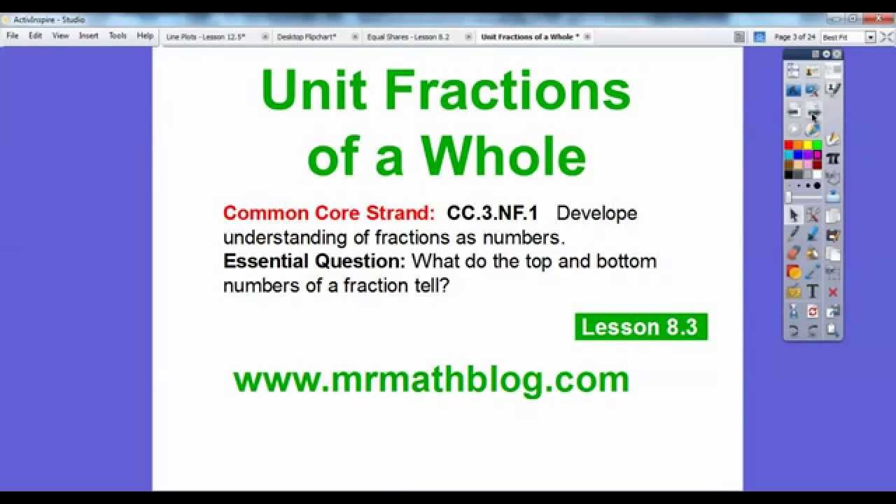 how to find which fraction is bigger
