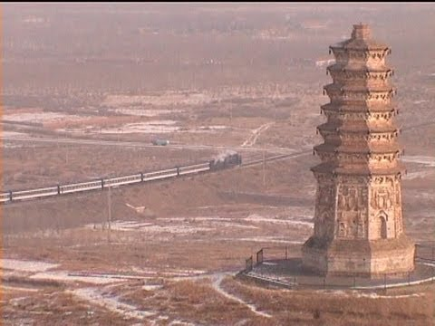China - Freight & Passenger on the Mongol plains, Lindong 2003