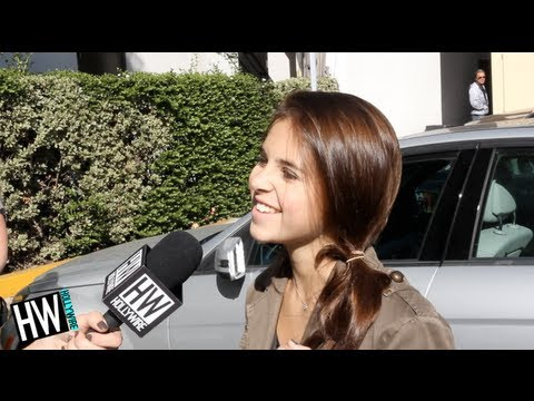 X-Factor's Carly Rose Sonenclar On One Direction Meeting!