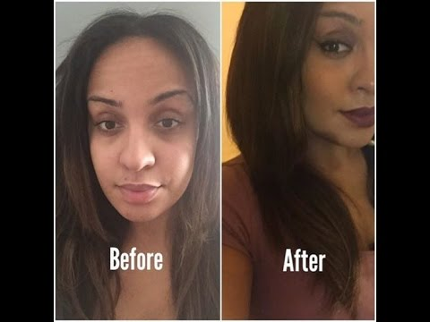 Revive Restore Bad Hair Weave W Silicon Mix Youtube