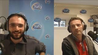 """SUN FM interview - Les marquis """"tics et tocs d'une épique époque"""""""