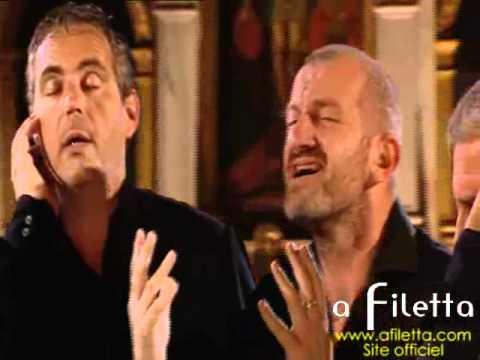 A Filetta : DVD Live In Citadella : A Paghjella di l'impiccati
