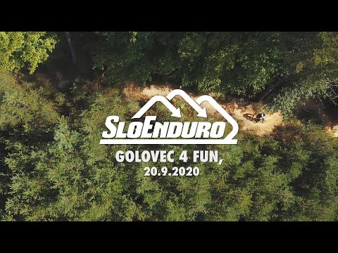 SloEnduro 4 Fun - Golovec trails 2020