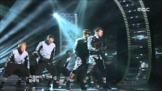 TVXQ - Catch Me, 동방신기 - 캐치미, Music Core 20121027