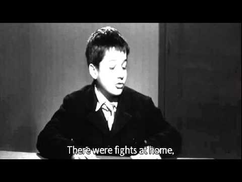 400 Blows - petit Antoine Doinel