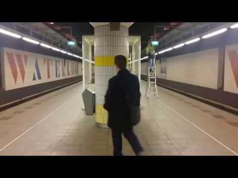 Amsterdam Metro 2015 part 1 line 54