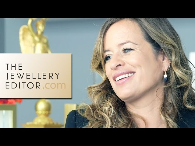 Jade Jagger presents her Never Ending jewellery collection with 1st dibs