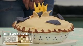 Amazing Hidden Design Cakes - The Great British Bake Off