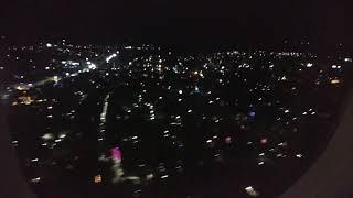 City of joy(diwali night) from flight oct 2017