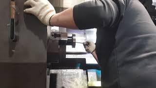 액자절단기  부품가공.동양기계