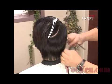 Video hướng dẫn cắt tóc nam kiểu Hàn Quốc