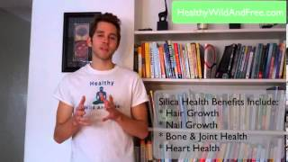 Health Benefits Of Silica Include Regrowing Hair, Heart Health, Joint Health And More