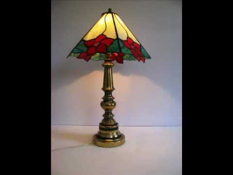 Stained glass lamps stained glass gifts usa canada artistic