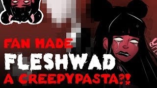 FAN MADE CREEPYPASTA ABOUT ME?!