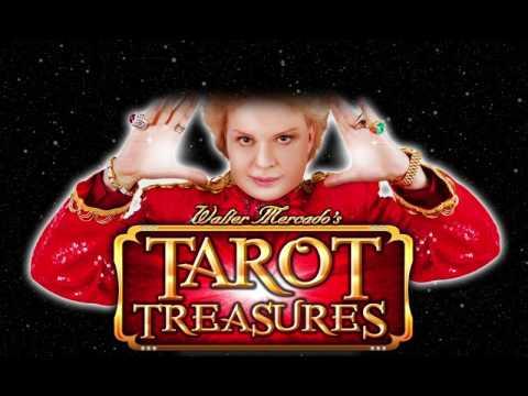Diamond Game's 'Walter Mercado's Fortunes & Tarot Treasures' Game Trailers (Casino Slot Game)